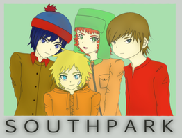 Anime South Park? by Strawberry-Kyril