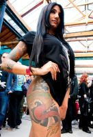 London Tattoo convention by Lepa-Dinis