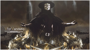 V for Vendetta by Gaara-Saver