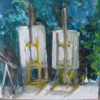easels by Anipo