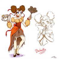 Babette by WalnutSprout