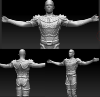 Zbrush practice crap stuff 2 by Suuxe