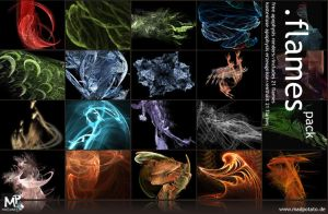 Apophysis Flame Resource Pack by MadPotato