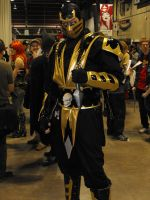 Scorpion Cosplay by HerbstHayabusa