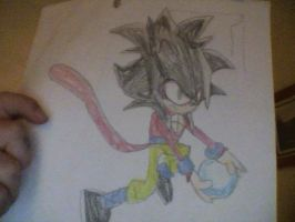 Super sonic 4? by K-i-t-t-y-K-a-T
