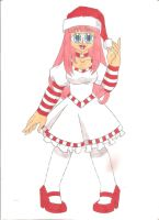 Candy Cane Lolita by animequeen20012003