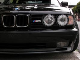 M5 Front Detail by wbmj-photo