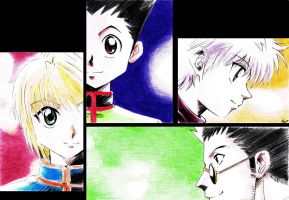 Hunter x Hunter by Felix-Alvarez