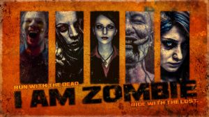 I AM ZOMBIE - Grindhouse Crew #2 by Z-GrimV