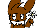 Eevee loves you by Charmello-devil