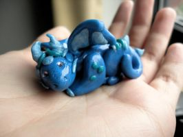 Blue Dragon by Lucky101212