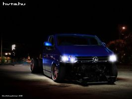 Volkswagen Transporter updated by blackdoggdesign