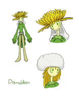 Dandilion by TheDemonSurfer