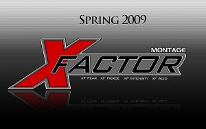 XFactor Montage Wallpaper by creynolds25