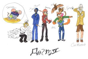 Roleplay Group Picture by dazkaj9