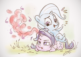 Trixie... by AssasinMonkey