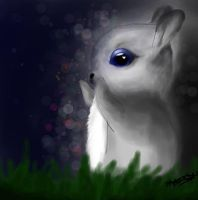Cute Bunny by expectatinqs