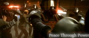 Peace Through Power by TheWarRises