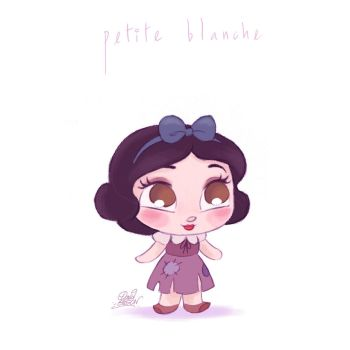 Petite Blanche by princekido