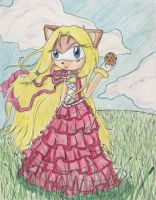 Candice the Hedgehog by xxfreedreamerxx
