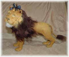 The Cowardly Lion by noe6