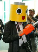 Frank West Cosplay 3 by Hospitalisation