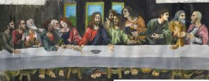 last supper by sedugusella