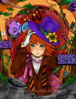 little miss hatter by sunako21