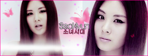 SeoHyun RDR Signature by SeoulHeart