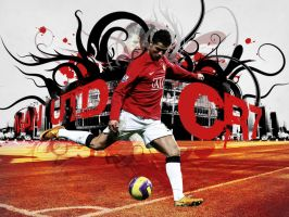 CR7 by bl1tzz