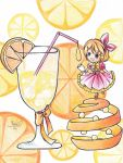 Orange Juice by Colorful--Melody
