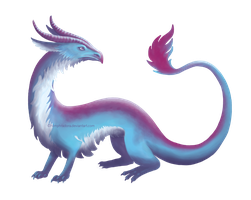 Dragon design by Nimphradora