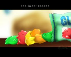 Fuzz Academy: The Great Escape by mree