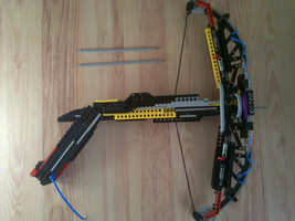 LEGO - Torque Bow by Turbocharge0