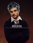 Daniel Sharman // Teddy Lupin by N0xentra