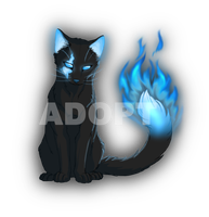 .:ADOPT:. Feline Point Auction [CLOSED] by Skitzopod