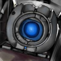 Wheatley by Maggsec4