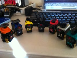 Astro Switches 1-7 by netro32