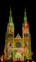 St Marys Cathedral by FireflyPhotosAust