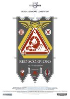 Red Scorpions banner by 40-Kun