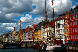 Copenhagen  City-Coloured by Turin231