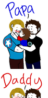 MARVEL: superfamily by AppleCherry