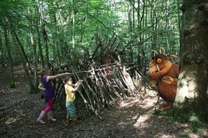 The Gruffalo's Lair by mikedaws