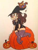 Witchsona by Frap-the-Rappa