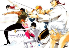 Bleach Olympics by FangsOfPoison