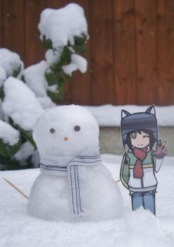 Snow - Paperchild by CPT216