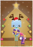 Bot Christmas by Arkus83