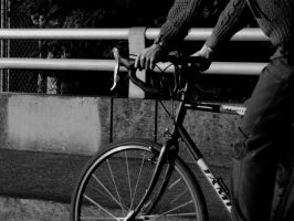 bikers of the city by chanmanthechinaman