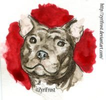 Small painting nro. 2 by ZyriFrost