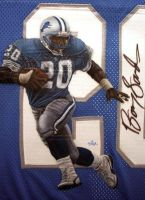 Barry Sanders Jersey by taplegion